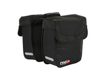 RCP Double City Bag black